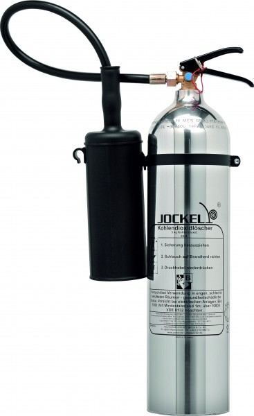CO2 Design Feuerlöscher 5kg K5AJ Design Jockel