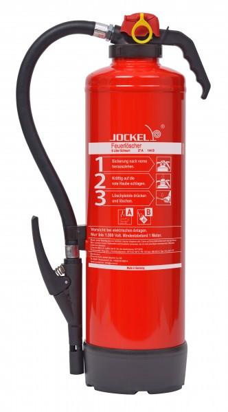Jockel 6 Liter FROSTSICHER Auflade - Schaumlöscher S6JXF27