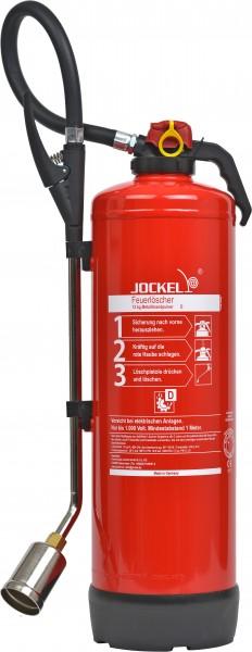 12 kg Pulver Metallbrandlöscher PM 12 JX